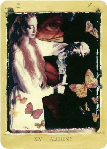 Alchemy : Images from the Tarot
